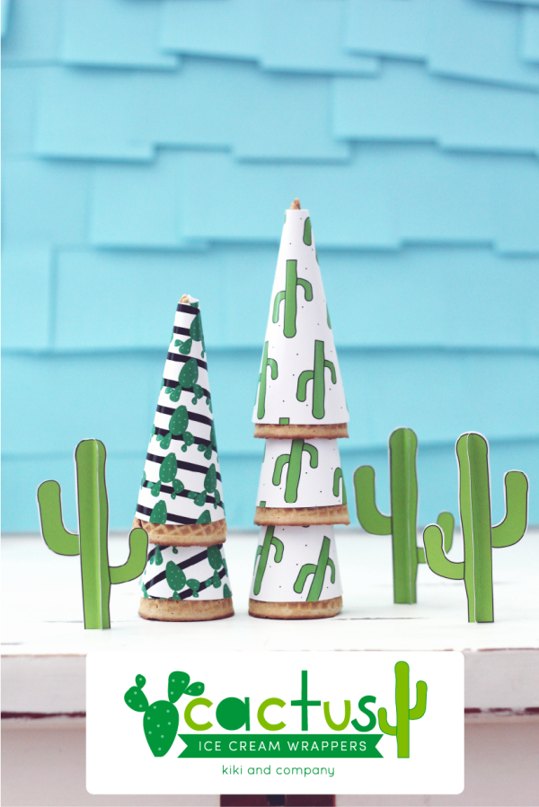 cactus party printables from kiki and company. how cute!
