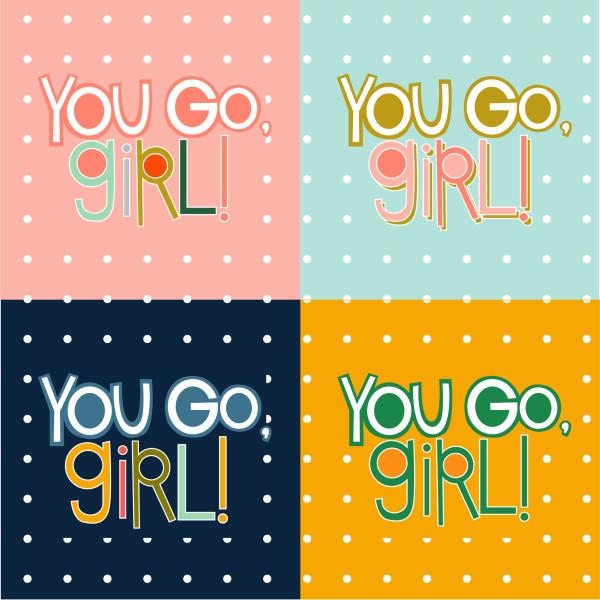 you go girl notes