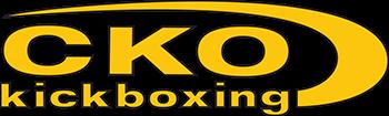 CKO kickboxing logo