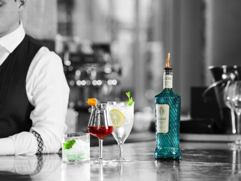 Fluere non alcoholic gin