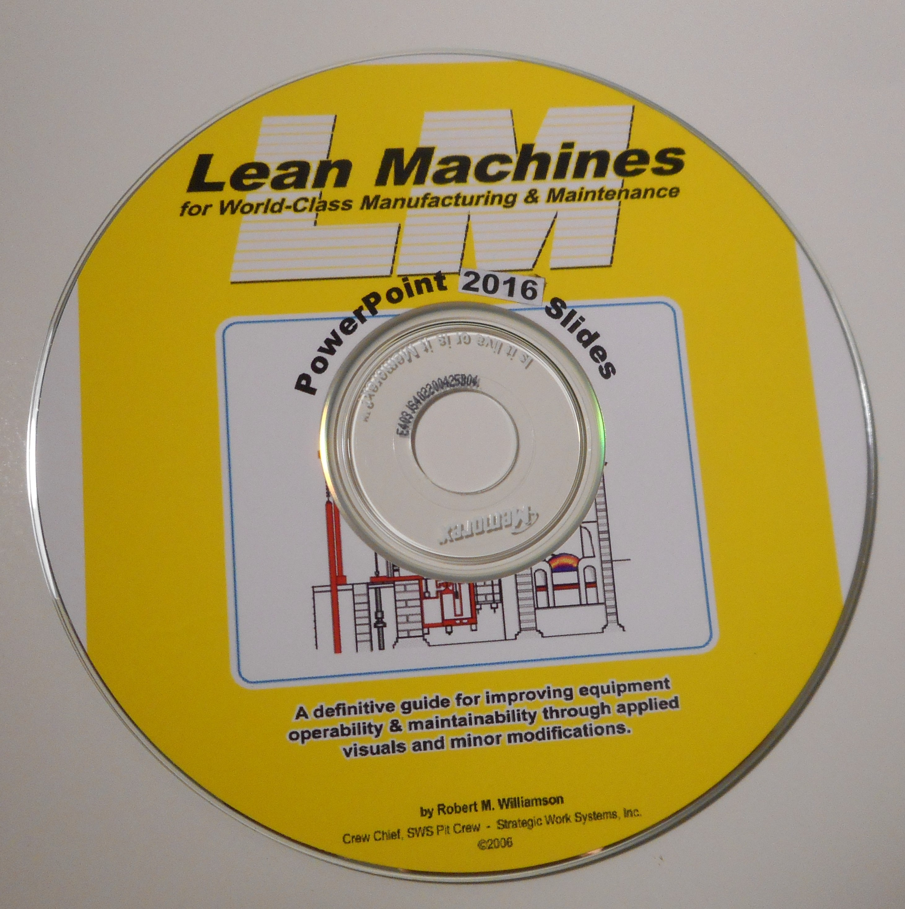 Lean Machines for World-Class Manufacturing and Maintenance Power Point