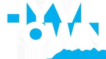 Hyvetown Music Logo