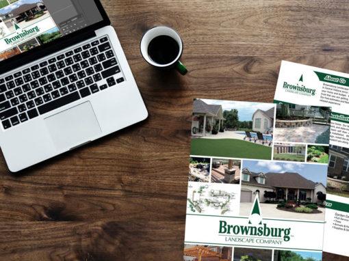 Brownsburg Landscape – sales sheet