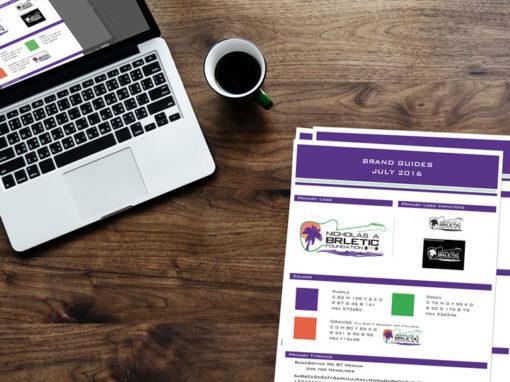 Nicholas A Brletic Foundation – brand creation