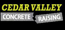 Cedar Valley Concrete Raising