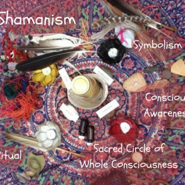 Shamanism: an ancient recipe for modern living.