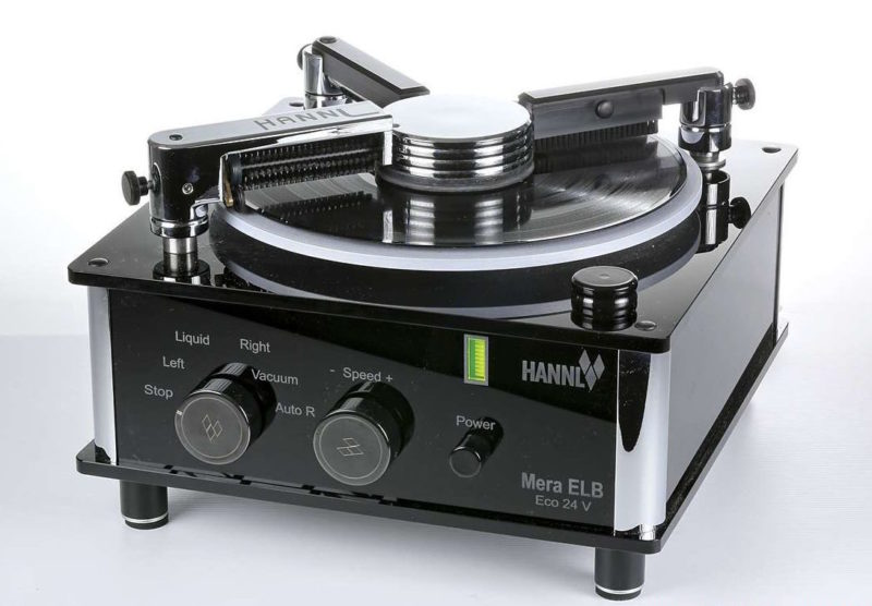 Hannl Record Cleaner