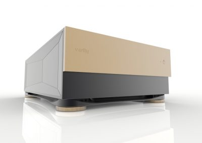Amp 60 Gold and Black