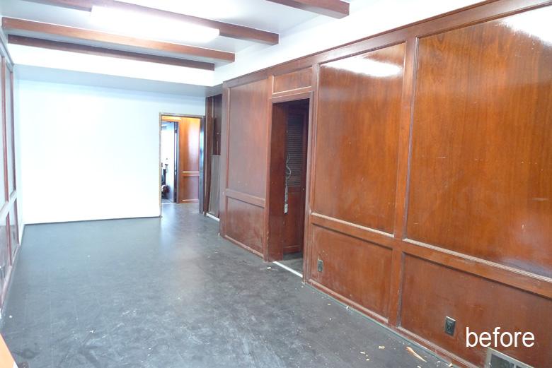 gallery before