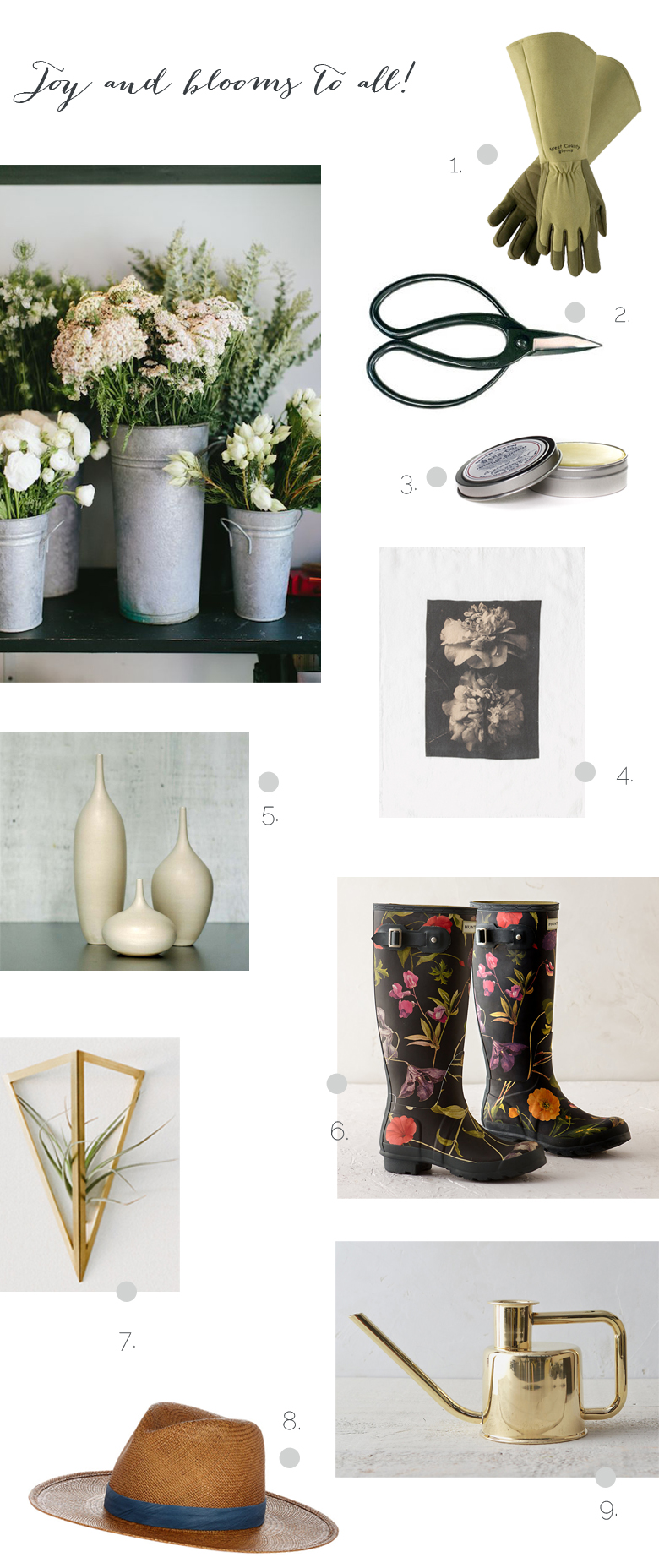 NBD Floral gift guide 2
