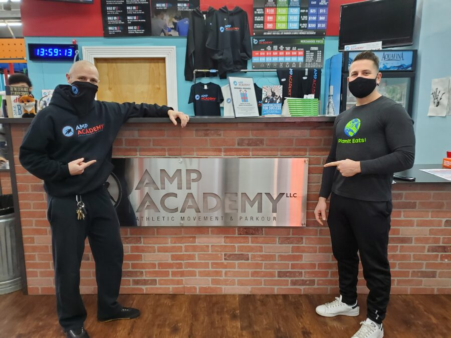 Ninja Workout and Ninja Diet Join Forces
