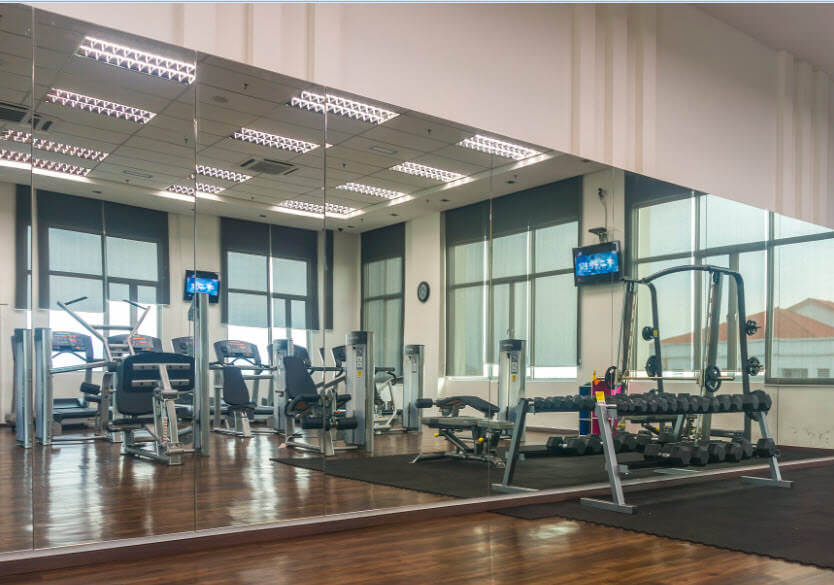 custom gym mirrors for your home