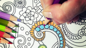 Coloring Club @ Library Community room | Woodhull | Illinois | United States