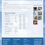 Air Flow Calculator Omnitec Design