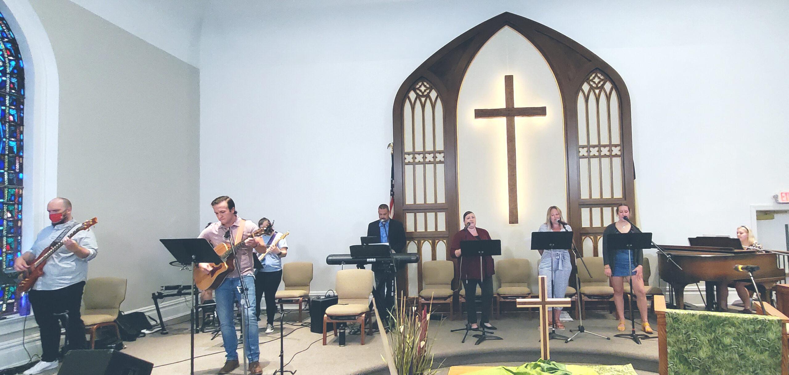 Come Beloved Band