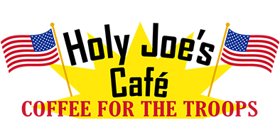 Holy Joes Cafe, Coffee for the Troops
