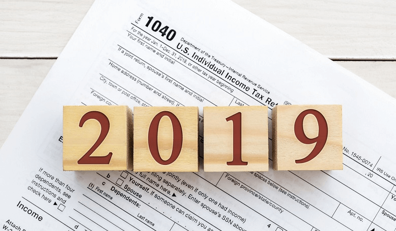 2019 Personal  tax returns are due on October 15, 2020.
