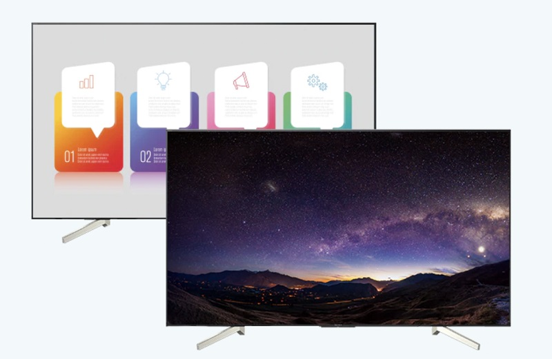 Sony: Professional Displays vs. Consumer Displays: What's The Difference?