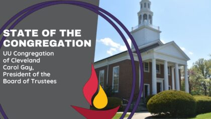 State of the Congregation 2021