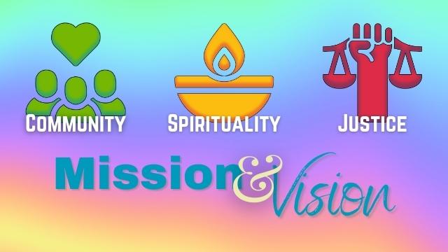 Community. Spirituality. Justice.