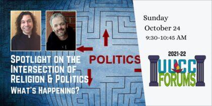 Intersection of Religion & Politics