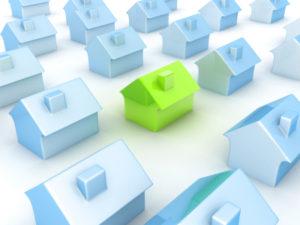 Real Estate Market Slide