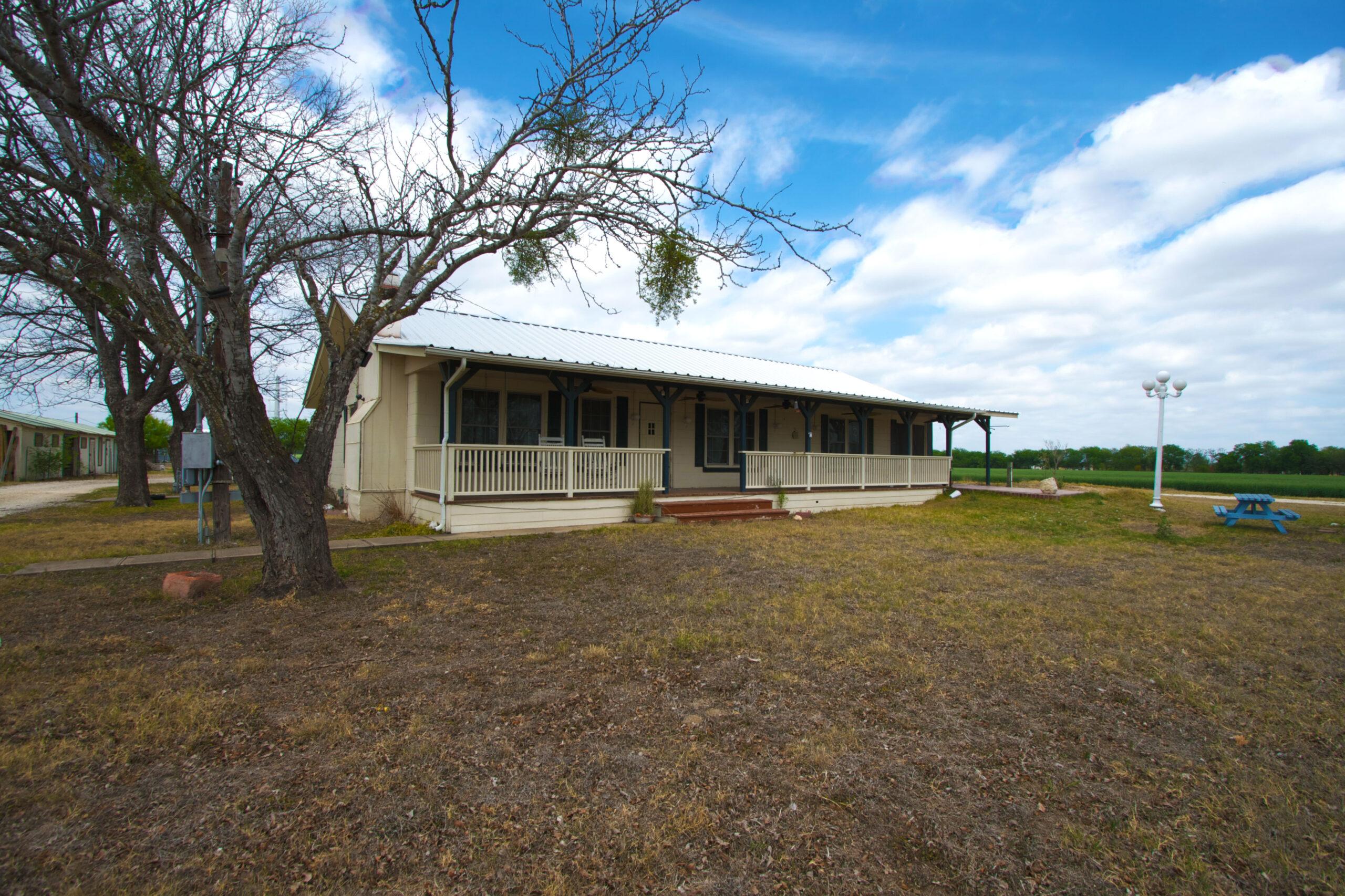 66.65 Acres Farm – Ranch with Water Near Hondo in Medina County