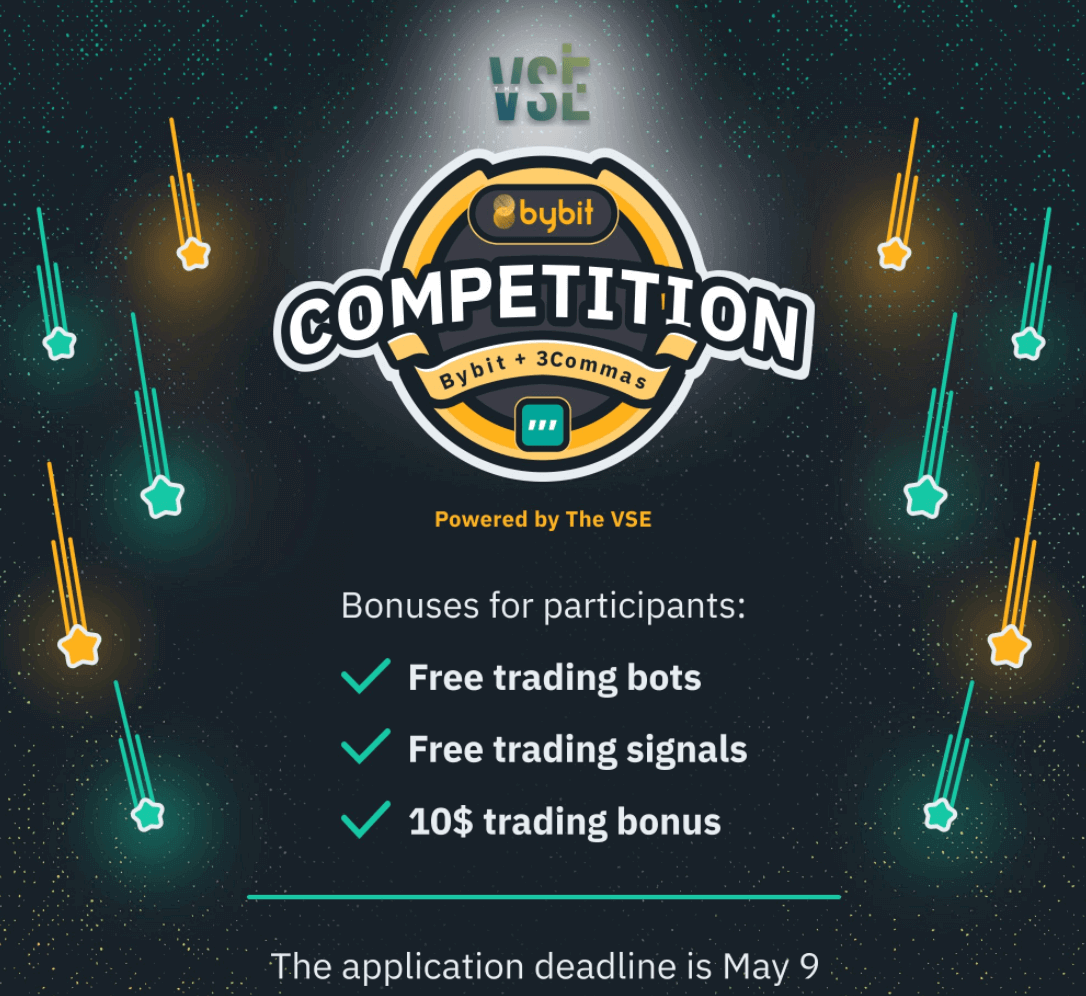 3Commas & Bybit Announce Upcoming Trading Competition