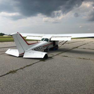 Aircraft – N20CU 1980 Cessna 172RG – 72639 – Closes: 23 November 2018