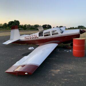 AIRCRAFT – N2933L – 1967 – Mooney M20C – Closing: 2 October 2020 – 74025