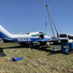 AIRCRAFT – N28409 – 1973 Cessna 310 Turbo – Closing: 11 December 2020 – 74146