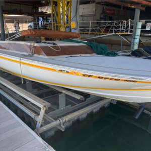 Vessel – 1984 22′ River Cruiser – Schiada Boats – Closing: 12 July 2021 – 74285