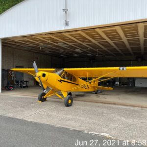 Aircraft – N4678 – 2006 CubCrafters CC-18-180 – Closing: 14 September 2021 – 74591