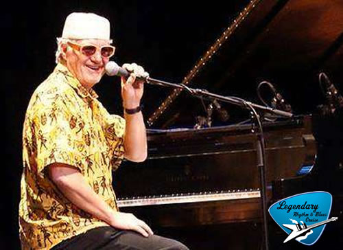 Barry Cuda Blues Cruise