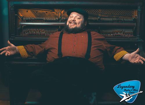 Victor Wainwright Blues Cruise
