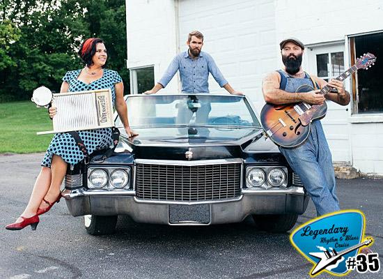 Rev. Peyton's Big Damn Band Blues Cruise