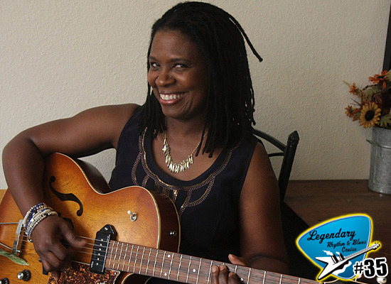 Ruthie Foster Blues Cruise