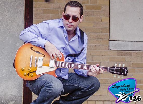 Albert Castiglia Blues Cruise