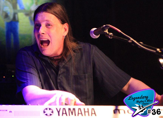 Daryl Coutts Blues Cruise