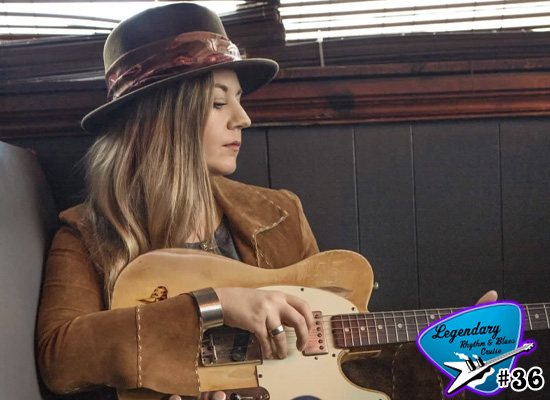 Joanne Shaw Taylor Blues Cruise
