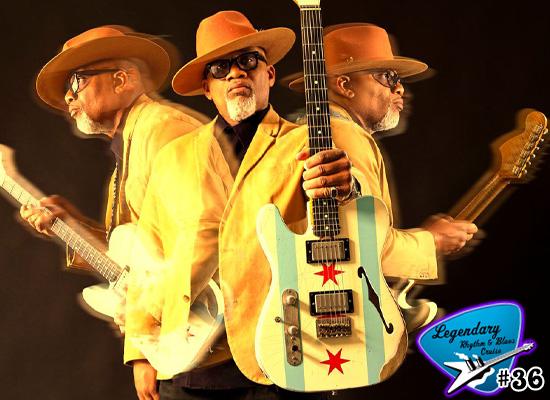 Toronzo Cannon Blues Cruise