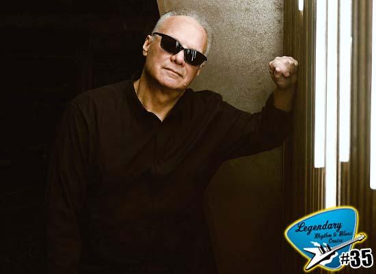 Curtis Salgado Blues Cruise