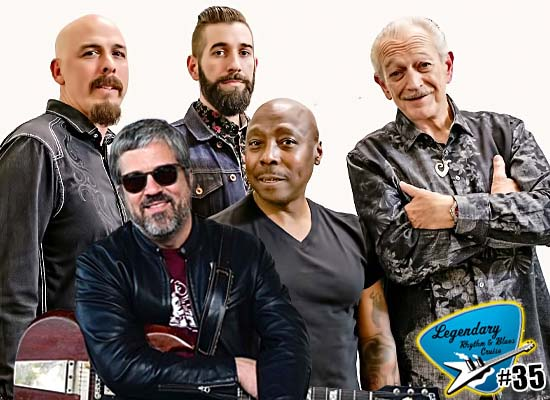 Charlie Musselwhite Blues Cruise