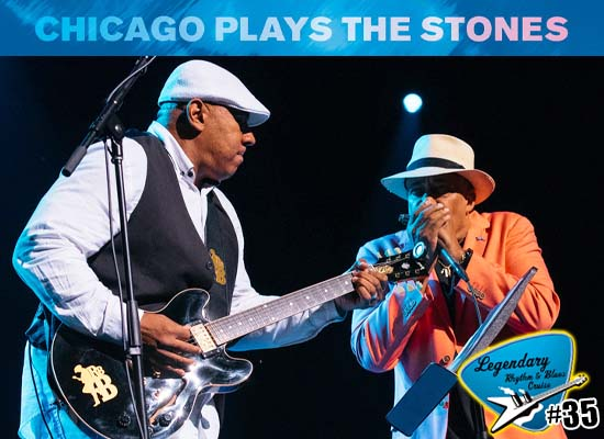 Chicago Plays The Stones Blues Cruise
