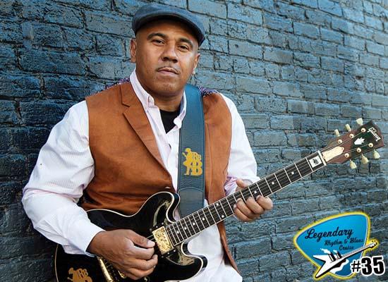 Ronnie Baker Brooks Blues Cruise