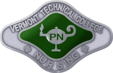 Vermont Technical College Practical Nursing Pins