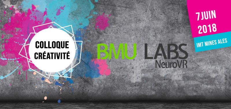 BMU Labs - Colloque créativité Mine d'Alès France