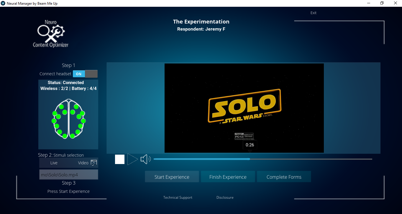 BMU - Movie trailer Solo 2