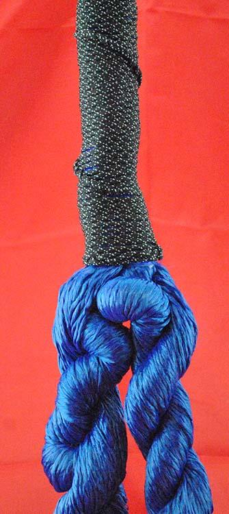 Blue Liquid Loop