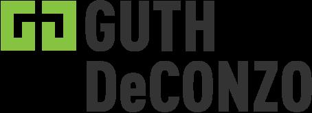 Guth DeConzo Logo